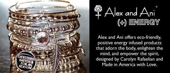BIG NEWS! Alex and Ani at Wild About Beads