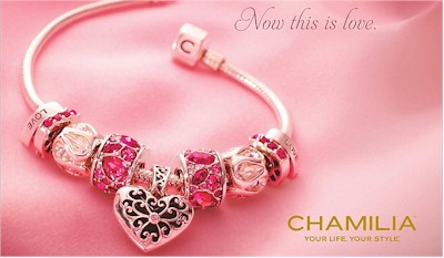 Beautiful NEW releases from Chamilia at Wild About Beads!