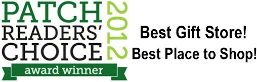 Wild About Beads won TWO Categories in Readers Choice - Best Gift Store and Best Place to Shop!